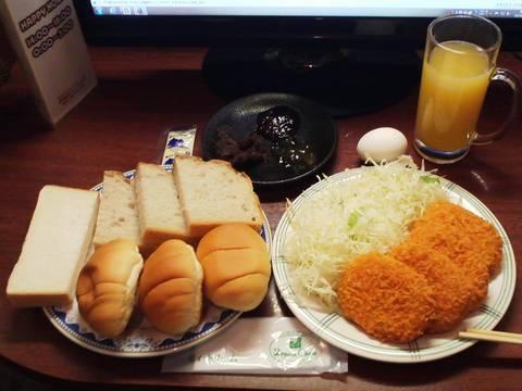 モーニング食べ放題90分¥400 ビィドリーム港店