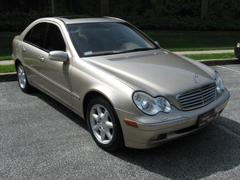 Pumpkin fine cars and exotics 2004 mercedes benz c320 4matic for 2004 mercedes benz c320