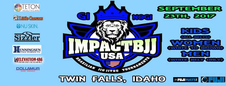 IMPACT BJJ TOURNAMENT - IDAHO