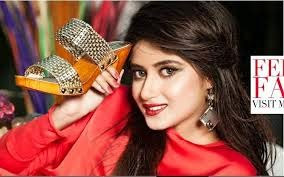 Sajal Ali Represents Metro shoes