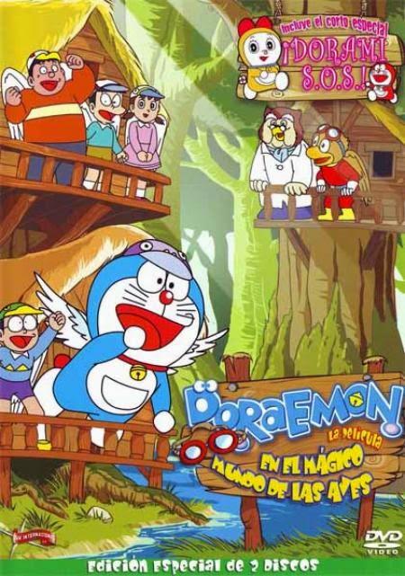 Doraemon Y El Magico Mundo De Las Aves (2001)