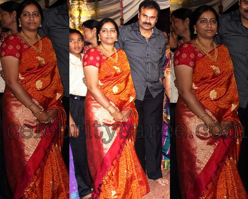 Nagendra Babu Family