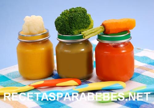 Recetas para bebes de 1 a o en adelante recetas para bebes de 6 meses - Papillas para bebes de 6 meses ...
