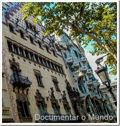Casa Amatller; Barcelona Modernista
