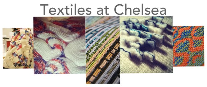Textiles at Chelsea