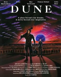 Xứ Cát - Dune (1984) Poster