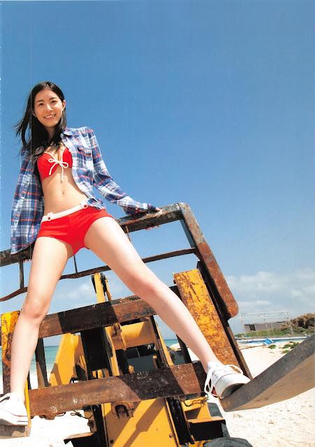 Jurina Matsui 松井珠理奈 Jurina Photobook 写真集 03