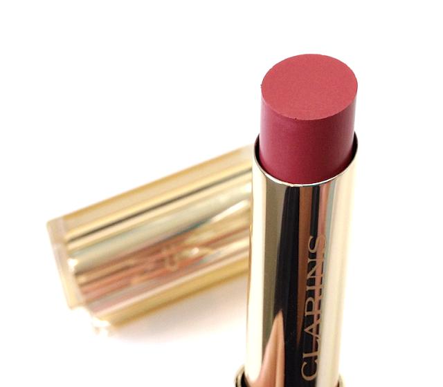 Clarins Rouge Éclat Lipstick Woodrose