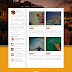 Pinotes - Responsive Blogger Template For Writers