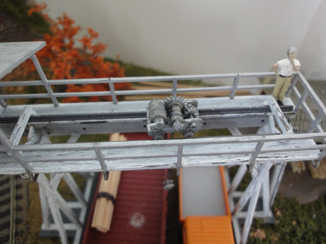 Model Kit Faller Gantry Crane