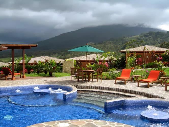 Nayara Hotel, Spa & Gardens. La Fortuna de San Carlos (Costa Rica)