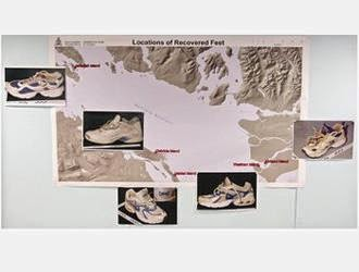 Piedi umani tagliati trovati in Canada: un vero mistero