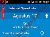 Cara Mengetahui Kecepatan Internet di HP Android