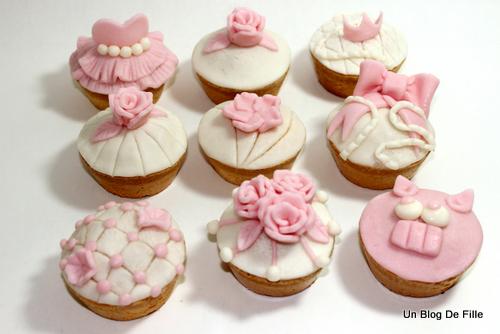 un de fille mes cupcakes en p 226 te 224 sucre