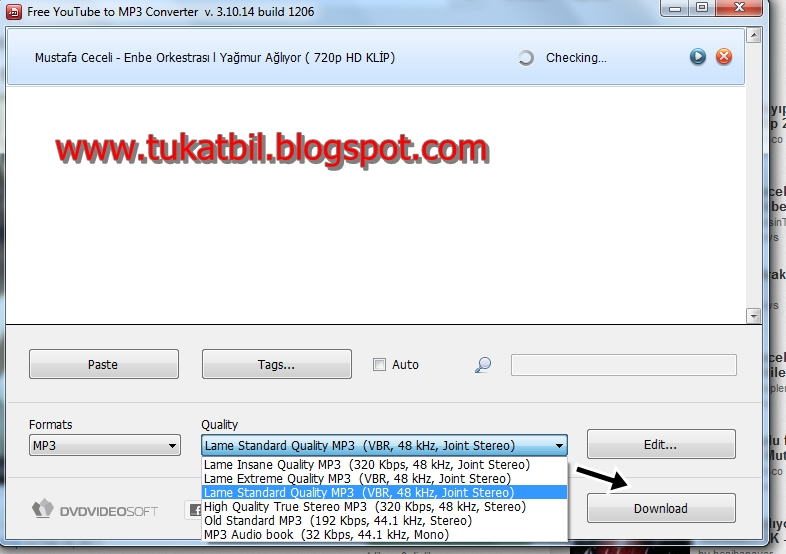 Download Free YouTube to MP3 Converter v4173328