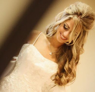 Girls Hairstyle for Halter Dresses Picture Gallery
