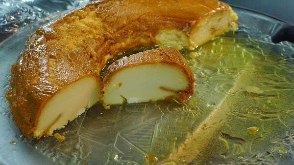 Flan de limon cocinar en casa es for Cocinar alcachofas de bote