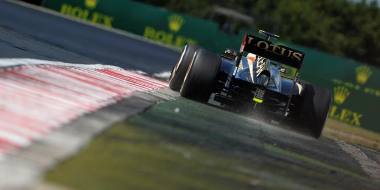 Grosjean Tercepat pada Sesi Latihan Ketiga GP Hongaria