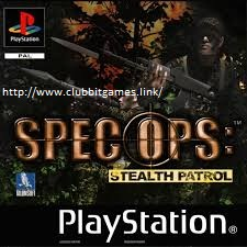 Link Spec Ops Stealth Patrol ps1 iso clubbit