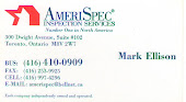 Clarington Mark Ellison AmeriSpec Home Inspection Services Clarington in Clarington