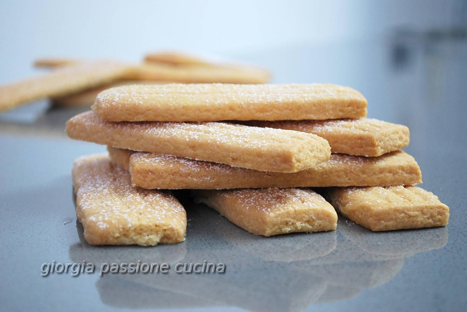 Giorgia passione cucina biscotti con farina di riso for Aspetto rustico