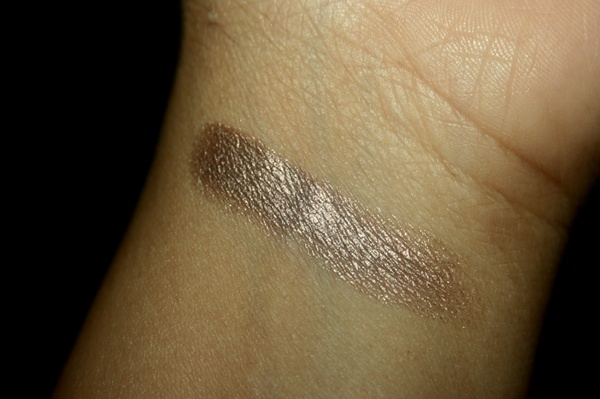 Maybelline Color Tattoo Cream Eye Shadow in Bad To The Bronze Swatch