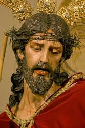 Stmo Cristo Ultrajado y Coronado de Espinas