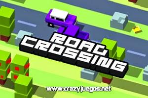 Jugar Crossy Road