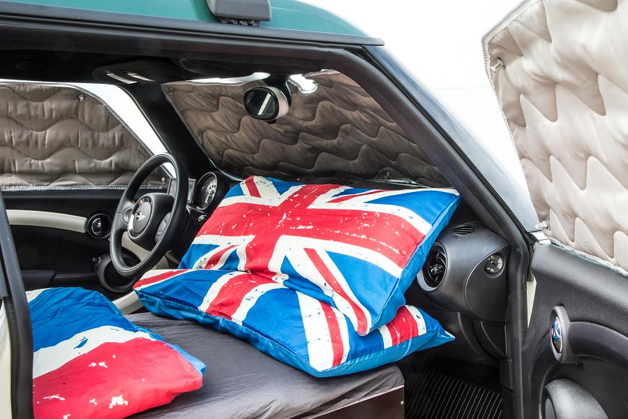 Mini Goes Camping Autoesque