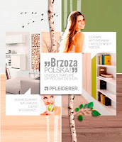 Pfleiderer - dekor Brzoza Polska