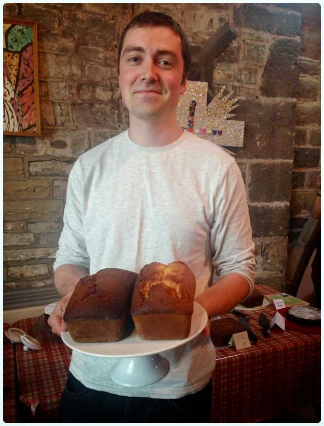 Clandestine Cake Club Bolton - Naked...