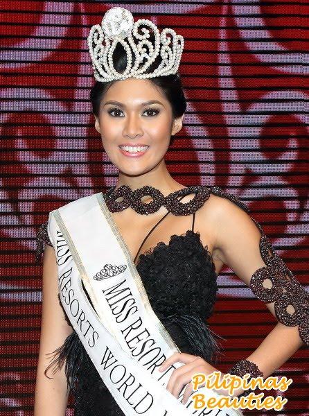 miss resorts world manila 2011 candidates contestants delegates