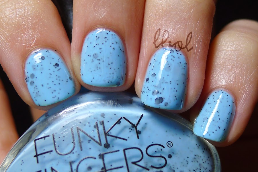 Funky Fingers - Puffo Gelato