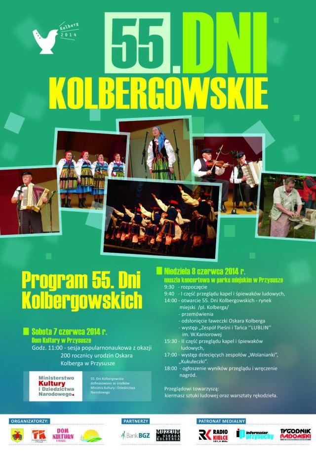 Przysucha, Oskar Koberg, koncert