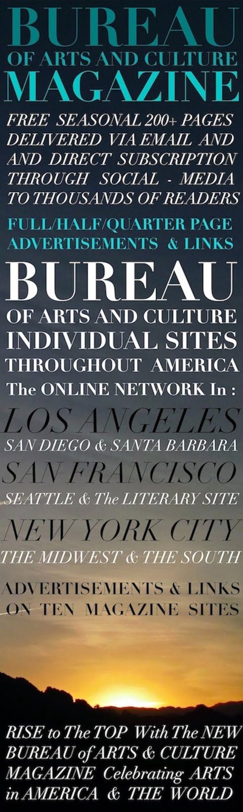 VISIT BUREAU ACROSS THE USA