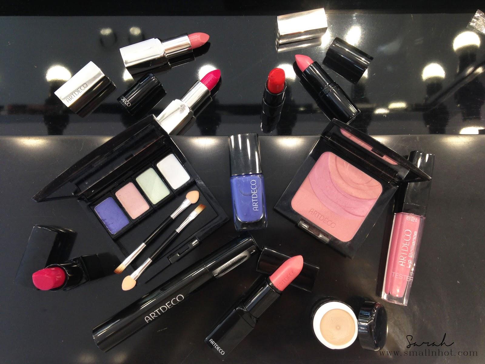 5 spring summer makeup tips by artdeco makeup artist mace. Black Bedroom Furniture Sets. Home Design Ideas