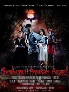 Sembunyi : Amukan Azazil (2013)