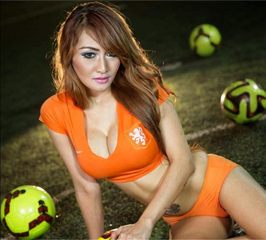 Kumpulan Poto Seksi Rhere Valentina Miss Popular  Cekibrot Mas E