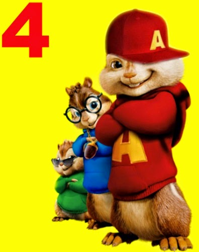 Film Alvin and the Chipmunks 4 2015