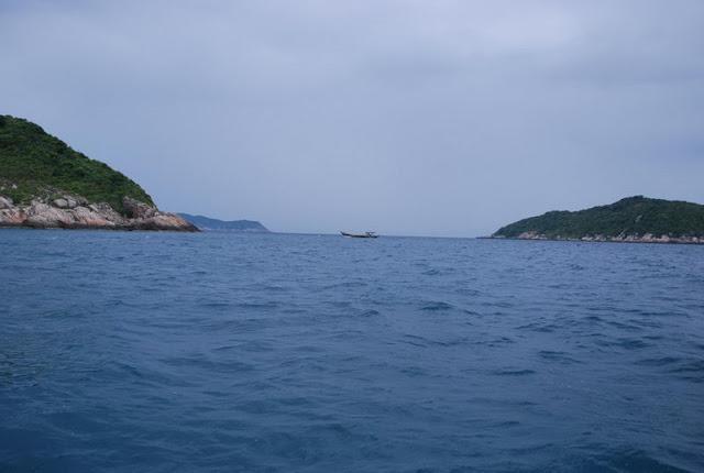 île de Cham, Hoian
