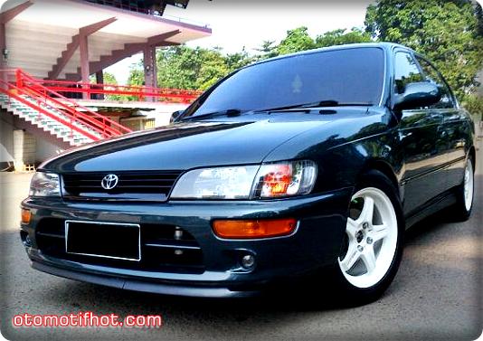 Gambar Mobil Toyota Great Corolla Modifikasi