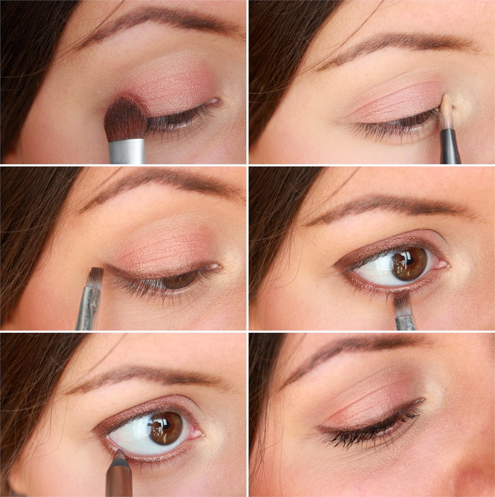 Maquillage simple lumineux tutoriel