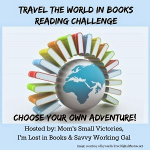 Travel the World in Books!!!