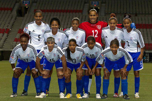 República Dominicana supera 3-0 a Surinam-Eliminatorias Femenina sub 20