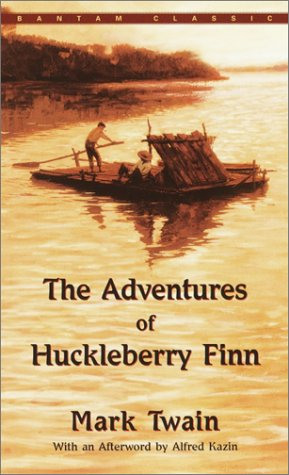 a literary analysis of the novel the adventures of huckleberry finn The adventures of huckleberry finn essays are academic essays for citation these papers were written primarily by students and provide critical analysis of huck finn by mark twain.