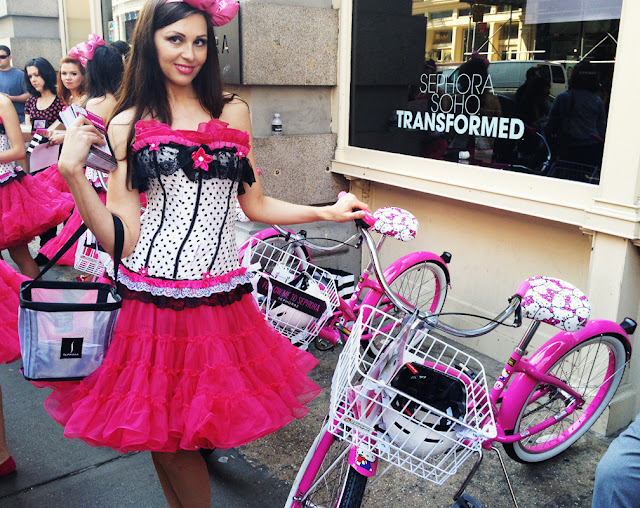 fortheloveofbikes hello+kitty+bicycle Hello Kitty Bikes