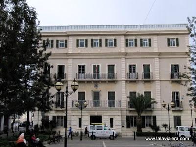 Ayuntamiento City Hall Gibraltar