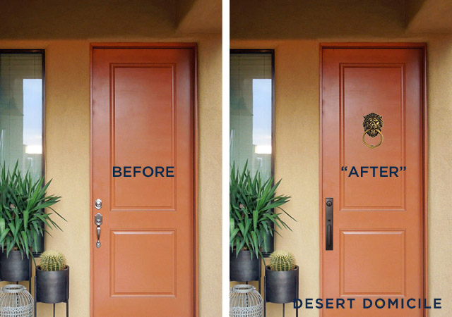 Front Door Hardware Lever