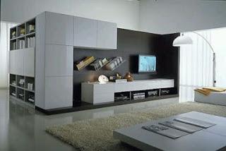 Modern furniture for TV