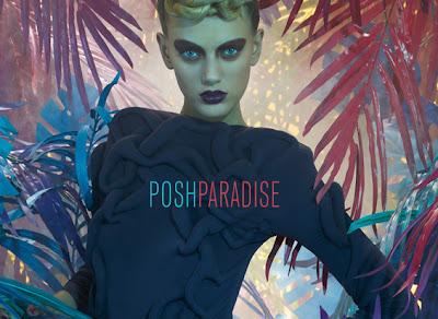 Linha Mattene Coleção Posh Paradise MAC